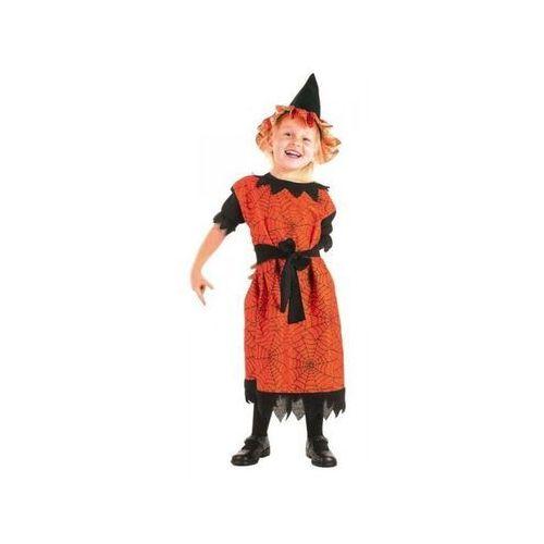 Strój na halloween pani dynia 3 - 4 lata, kostium/ przebranie dla dzieci, odgrywanie ról marki Aster