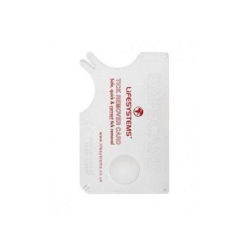 Lifesystems urządzenie do usuwania kleszczy tick remover card (5031863340205)
