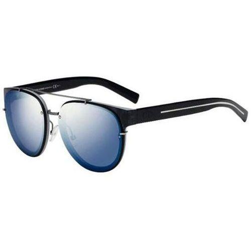 Okulary słoneczne black tie 143s prp/xt marki Dior
