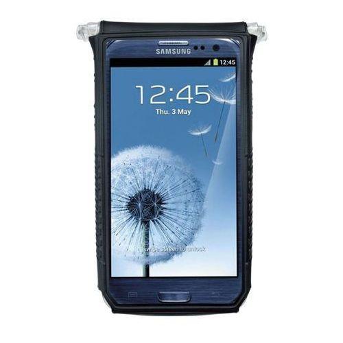 Topeak smartphone drybag 5 - pokrowiec na telefon - czarny