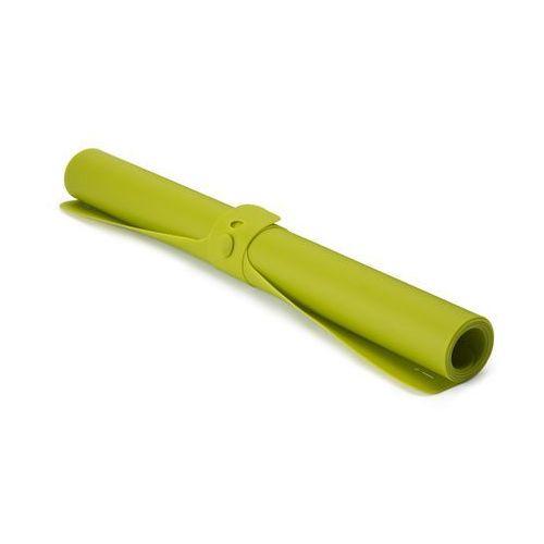 - stolnica silikonowa z podziałką zielona wymiary: 57 x 37,5 x 0,1 cm marki Joseph joseph