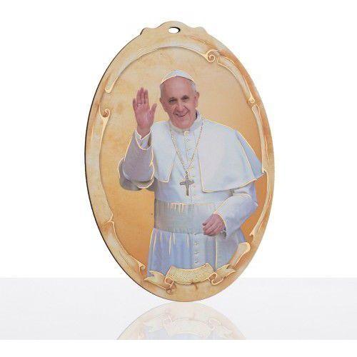 Obrazek religijny ojciec święty franciszek marki Produkt polski