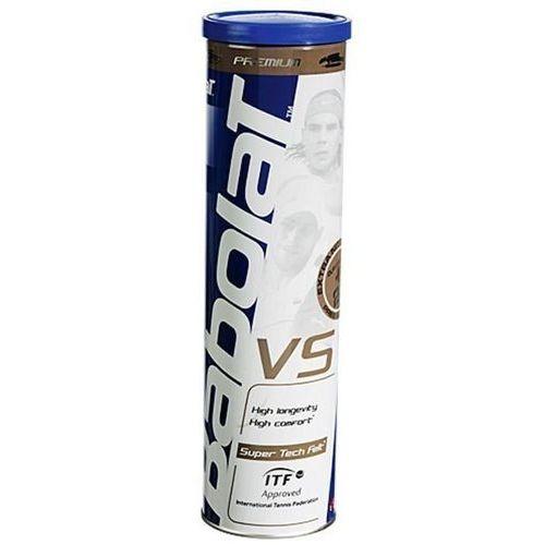 Piłki tenis ziemny Babolat VS N2 4 sztuki
