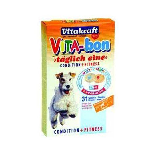 Vitakraft Vita-bon tabletki witaminowe dla małych psów i szczeniąt - produkt z kategorii- Witaminy dla psów