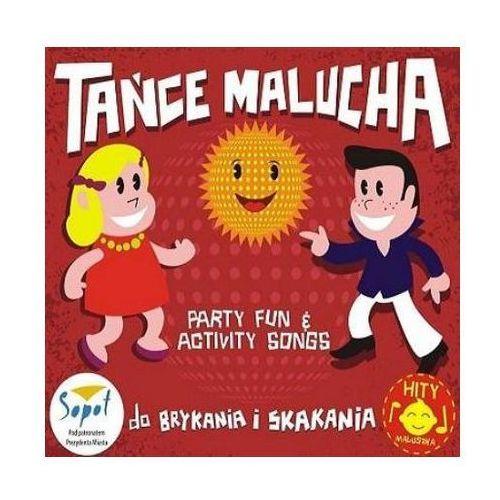 Tańce malucha do brykania i skakania (cd) marki Soliton