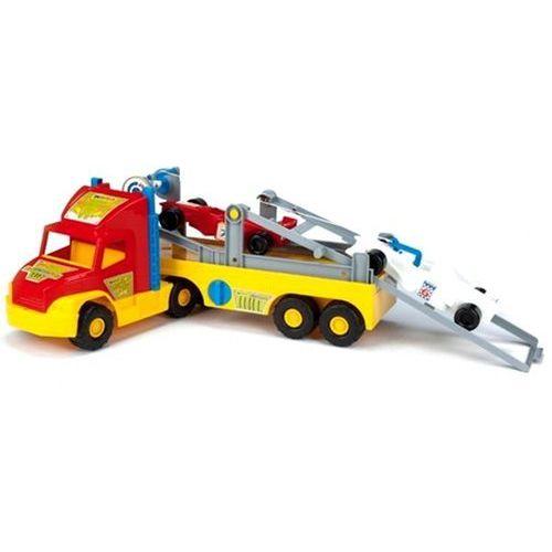 Wader Super truck z formułą 1 36620 3+ (5900694366206)