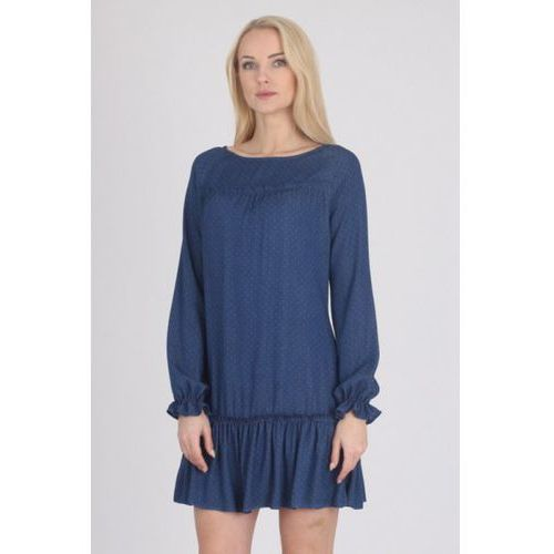 Sukienka model m 1014 blue, Margo collection