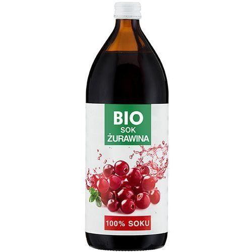 1l sok z żurawiny bez cukru bio | darmowa dostawa od 150 zł! marki Bioavena