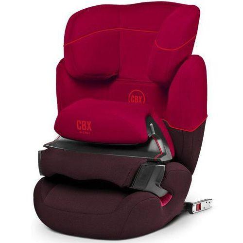 CYBEX Aura-fix CBXC 2017 (9-18kg) Fotelik samochodowy - Rumba Red