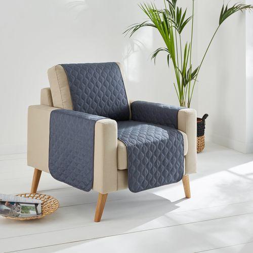 Narzuta ochronna na fotel lub kanapę, oralda wyprodukowany przez La redoute interieurs