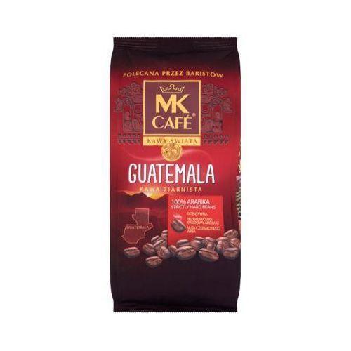 Mk cafe  250g guatemala kawy świata kawa ziarnista