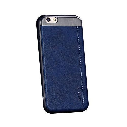 "Etui QULT Back Case Slate do iPhone 7/8 4.7"" Niebieski (5901386763006)"