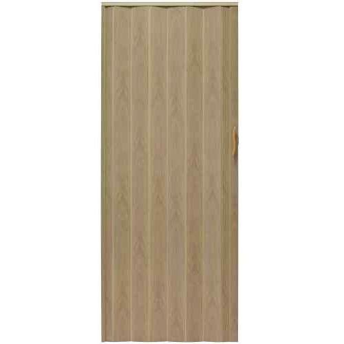 Gockowiak Drzwi harmonijkowe 001p 50 dąb sonoma mat 90cm
