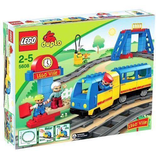 Lego DUPLO Pociąg zestaw początkowy 5608