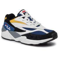 Sneakersy - v94m low 1010718.12u black/white/citrus marki Fila
