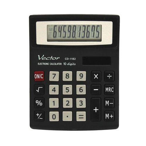 Kalkulator 10pozycyjny CD1182 Vector. Najniższe ceny, najlepsze promocje w sklepach, opinie.