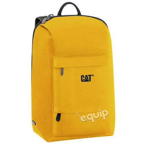 Plecak na laptopa Caterpillar Concept X - yellow, kolor yellow