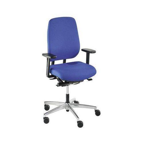 Interstuhl büromöbel Krzesło dla operatora, mechanizm synchroniczny, siedzisko przesuwne, wys. oparci