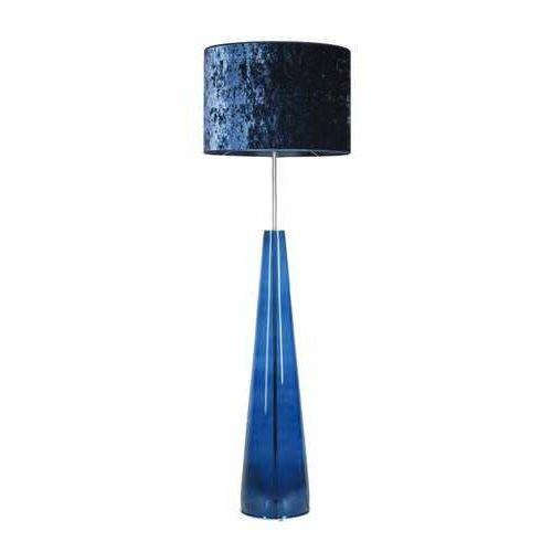 4concepts 4 concepts berlin navy l232310318 lampa stojąca podłogowa 1x60w e27 niebieski
