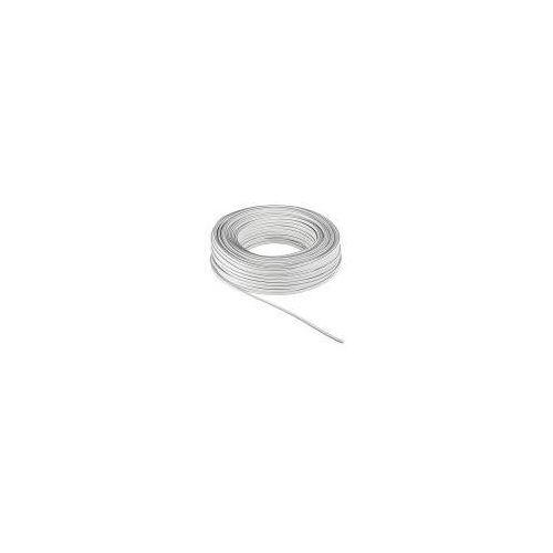 Przewód Goobay do głośników 2x 2.5 mm, biały, 10m (15117) Darmowy odbiór w 20 miastach! - produkt z kategorii- Kable audio