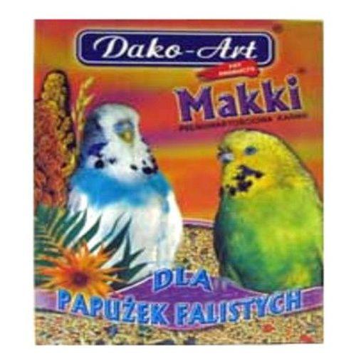 DAKO ART Makki pokarm dla papużek falistych 500g