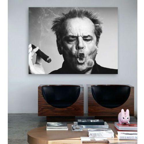 Nowoczesne obrazy czarno białe Jack Nicholson