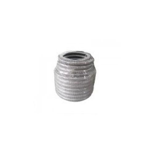 Mk żary giętki przewód spalinowy rura elastyczna x2 mk flex z metra fi 80 100cm