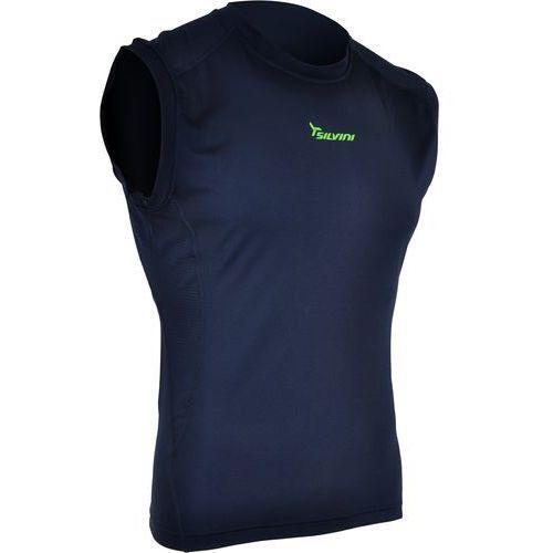 Silvini koszulka sportowa Arioso MD495 Navy XXL (8596016027947)