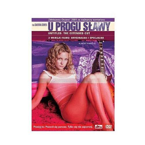 U progu sławy (DVD) - Cameron Crowe (film)