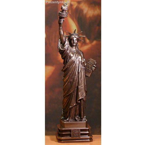 Statua Wolności prezent na szczęście