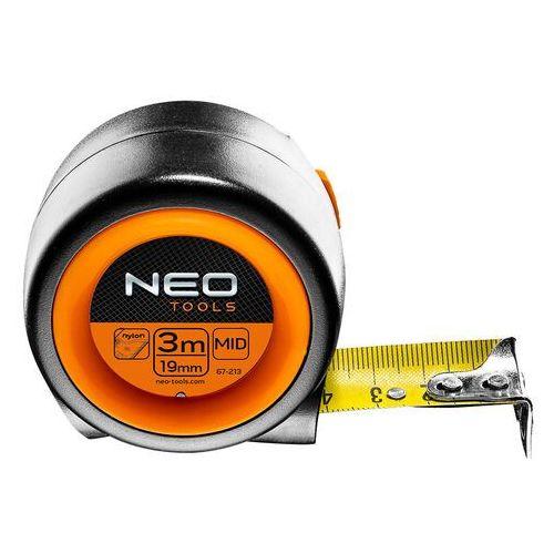 Neo Miara zwijana stalowa 3 m x 19 mm