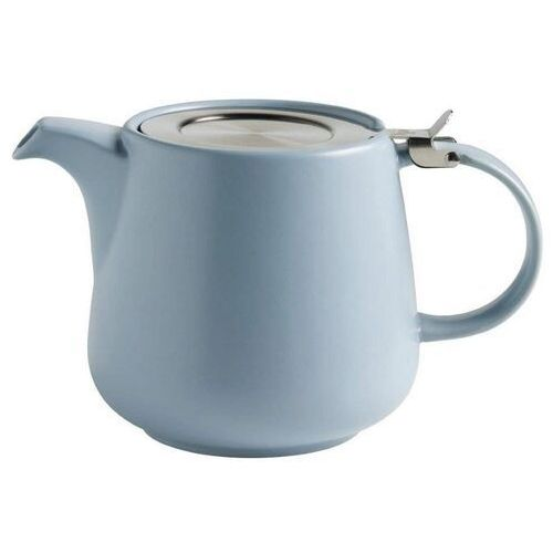- tint - dzbanek do herbaty, niebieski, 0.60 l marki Maxwell & williams