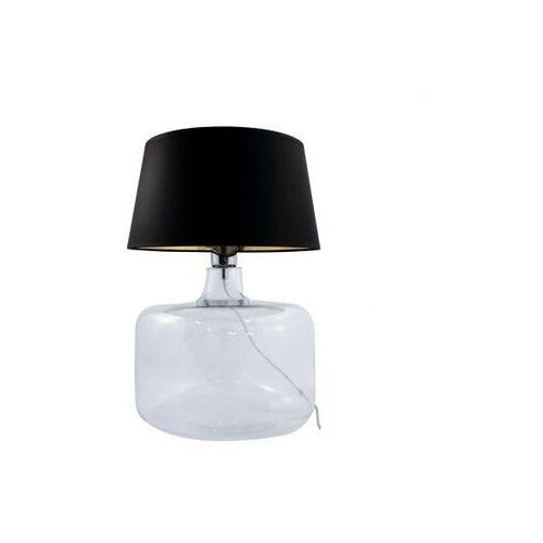 Lampa stołowa BATUMI TRANSPARENT 5529BKGO, 002177-014427