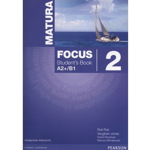 Matura Focus 2 SB /wieloletni/CD gratis/ (136 str.)