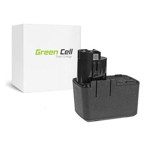 Bosch ABS 96 / 2607335035 2500mAh Ni-MH 9.6V (GreenCell) (5902719427169)