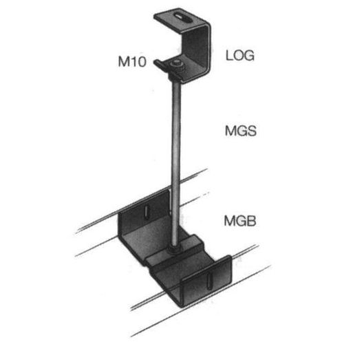 Legrand Ceiling mounting log-g (8714161010694)