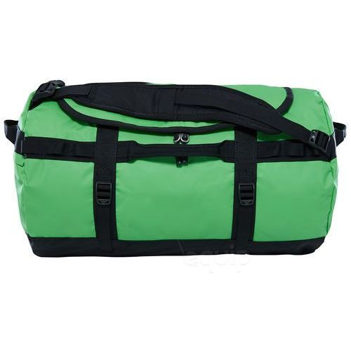 Torba podróżna The North Face Base Camp Duffel S NE - classic green / tnf black