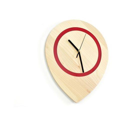 Epoxy clock - pin- pomysłowy zegar ścienny marki Woodwaycrafts
