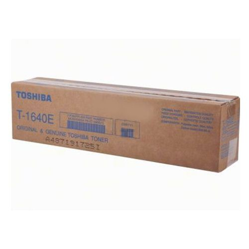 Toshiba Toner t-1640ehc czarny do kopiarek toshiba (oryginalny) [24k]
