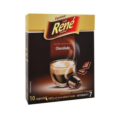 Rene Espresso Chocolade Nespresso 10 kapsułek