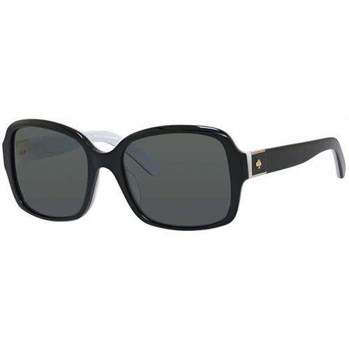 Kate spade Okulary słoneczne annora/p/s polarized 0qop/ra
