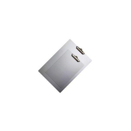 clipboard aluminiowy podkład a4 z klipsem marki Leniar