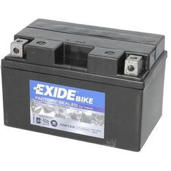 Akumulator bike agm ytz10-bs marki Exide