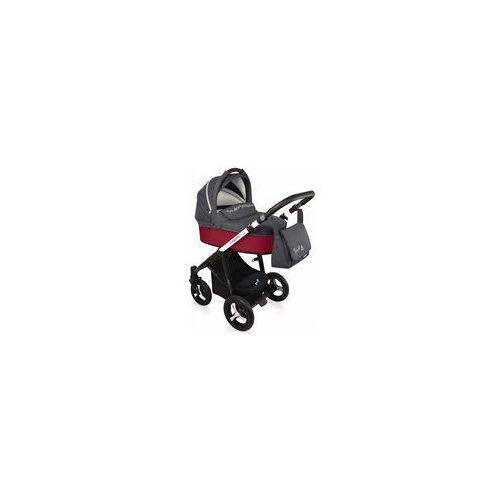 Wózek wielofunkcyjny Husky Lupo Baby Design (czerwony + winter pack), Husky WP 02 2016