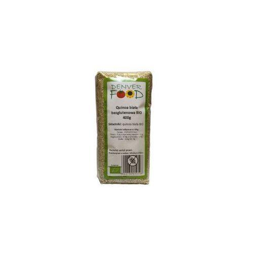 Quinoa Biała Bezglutenowa (Komosa Ryżowa) BIO 400 g Denver Food