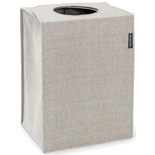 Brabantia Kosz na bieliznę 120367 laundry bag 55l szary (8710755120367)