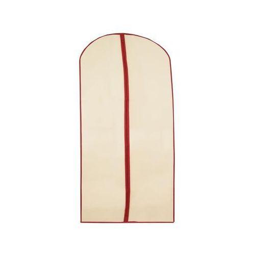 Pokrowiec na ubrania wanilia lady 8 l 60 x 135 cm 60 x 135 x 1 cm marki Global home