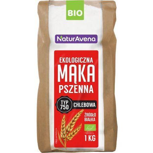 Naturavena Mąka pszenna typ 750 bio 1kg -