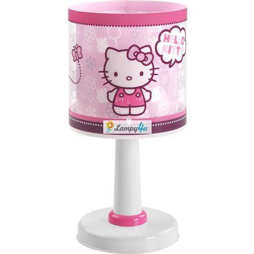 Dalber Klik 60261 - lampa dziecięca hello kitty 1xe14/40w/230v. Najniższe ceny, najlepsze promocje w sklepach, opinie.