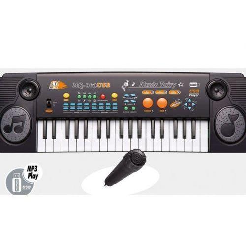 Organki Keyboard USB 37 Klawiszy MQ-803. Tanie oferty ze sklepów i opinie.